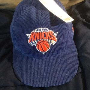 New York Knicks Corduroy Hat